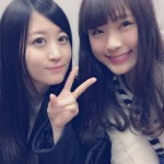 NMB48 上西恵 渋谷凪咲 もしも彼氏に携帯を見られたら?「NMB48学園」