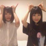NMB48古賀成美 林萌々香 なるモカの会話は天才?中二病?「SHOWROOM」