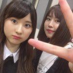 NMB48古賀成美 林萌々香 なるモカはケンカをしない!その理由は?「SHOWROOM」