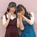NMB48植村梓 握手会で双子コーデをしたときに梅山恋和から来た可愛すぎるメールとは?「じゃんぐるレディOh!」