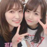 NMB48吉田朱里 植村梓 握手会で胸の谷間を見てくる人!バレてますよ!「TEPPENラジオ」
