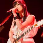 NMB48山本彩 今一番のお気に入りのギター『グレッチ』の『ホワイトファルコン』について語る「アッパレやってまーす!」