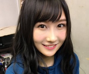 NMB48矢倉楓子 卒業を伝えていた...
