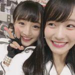 NMB48山本彩加 小嶋花梨 チームNドラフト3期生で気になるメンバーとは?「SHOWROOM」