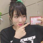 NMB48小嶋花梨 握手会は抽選イベントよりもファンとの会話を大事にしたい「SHOWROOM」