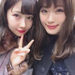 渋谷凪咲 村瀬紗英 この2人はNMB48の中でもかなりの貧乳コンビ?「NMB48学園」