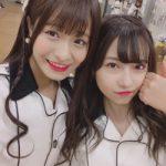 NMB48清水里香 まるで女王!目撃者公演に出演した村瀬紗英の美しさについて語る「SHOWROOM」
