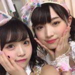 NMB48太田夢莉 植村梓 『楽に生きる』とは『水着の上を着ない』ということ?「インスタライブ」