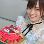 NMB48山本彩 誕生日を迎えて25歳に!アラサーになって首と膝が気になる?「アッパレやってまーす!」