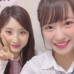 NMB48小嶋花梨 林萌々香の体重が軽すぎた!まるで携帯電話ぐらいの軽さ!「SHOWROOM」