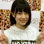 NMB48安部若菜 初めての写メ会はファンが10人も来なくて辛かった!握手会・写メ会について「SHOWROOM」