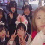 NMB48磯佳奈江 ハロウィンにユニバに行って多くの後輩メンバーと遭遇したエピソード「じゃんぐるレディOh!」