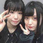 NMB48水田詩織 山本望叶に指を噛まれたりキスをされたりしてる!「じゃんぐるレディOh!」