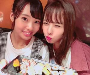 NMB48山田寿々 姉・山田菜々と兄・中山優馬と3人で集まるとどんな事を ...