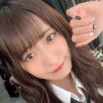 NMB48清水里香 挨拶にもコツが?先輩と上手く話す方法について語る「じゃんぐるレディOh!」