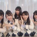 NMB48泉綾乃 山尾梨奈は公演前に仰向けになって開脚してスカートの中を見せてくる「YNN 山尾十番勝負」