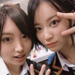NMB48太田夢莉 れいなな(河野奈々帆 前田令子)は独特の空気感があって可愛い!2人はデキている?「SHOWROOM」